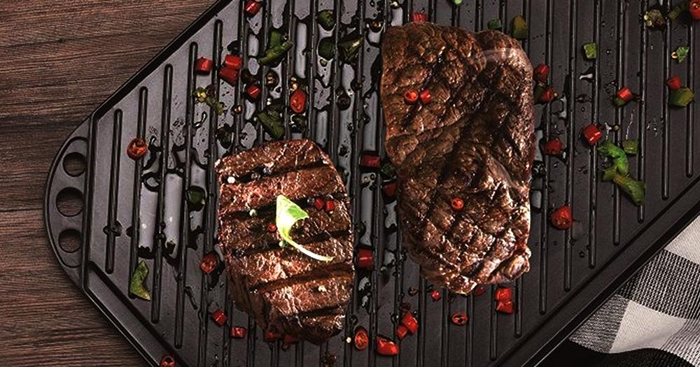 tuna steak na žaru